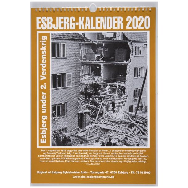 Esbjerg-kalender 2020