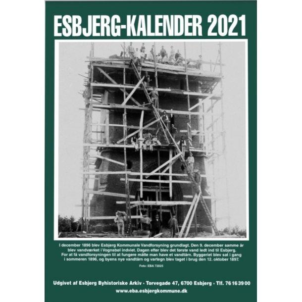 Esbjerg-kalender 2021